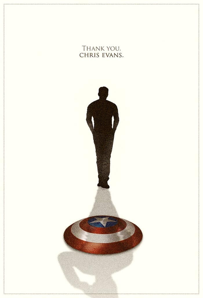 Capitán América Vengadores 4