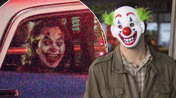 Joker de Joaquin Phoenix