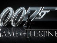 Juego de Tronos y James Bond