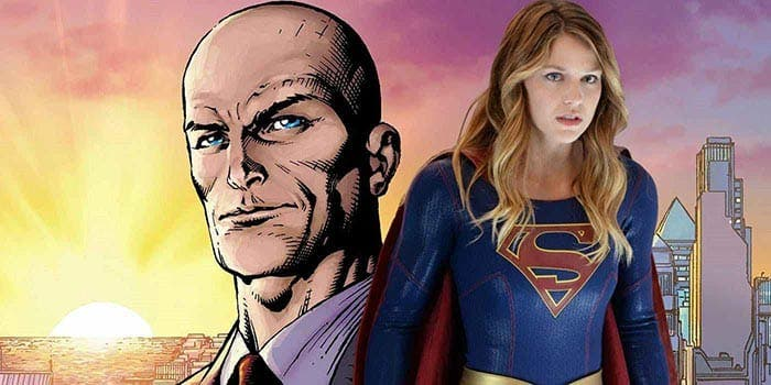 Lex Luthor en Supergirl Temporada 4