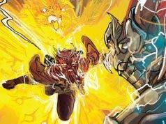 Lobezno mata Thor