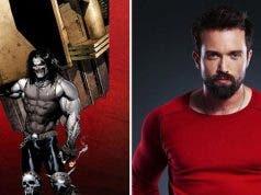 Emmett J. Scanlan será Lobo en Krypton