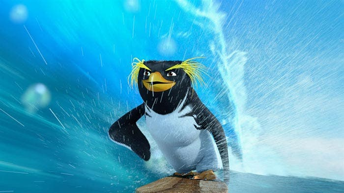 Locos por el surf (2007) | 5 películas para combatir el frío que ya ha llegado