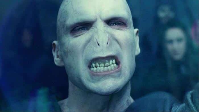 Lord Voldemort en Harry Potter