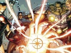 Los Vengadores: El último evento blanco (Panini Cómics)
