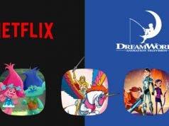 Netflix y DreamWorks