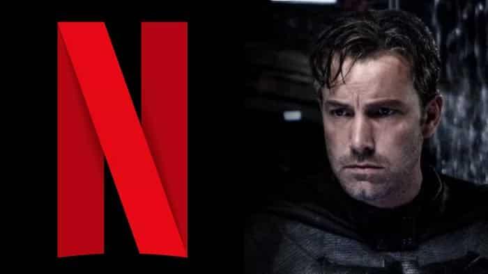 Netflix pone en riesgo The Batman de Matt Reeves