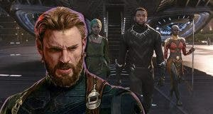 El origen de Capitán América en Marvel Studios podría conectar con Black Panther