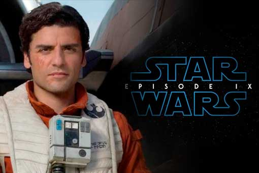 Poe Dameron Star Wars 9