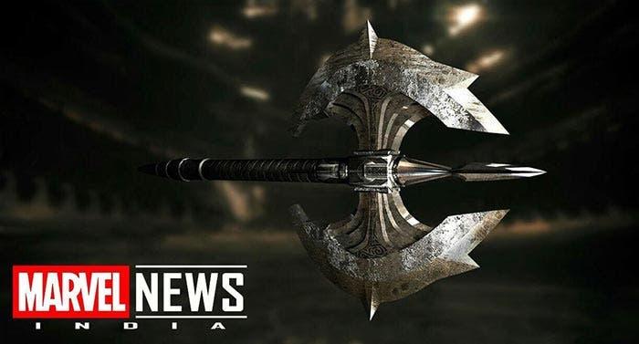 La posible arma de Vengadores 4 con la que matarán a Thanos