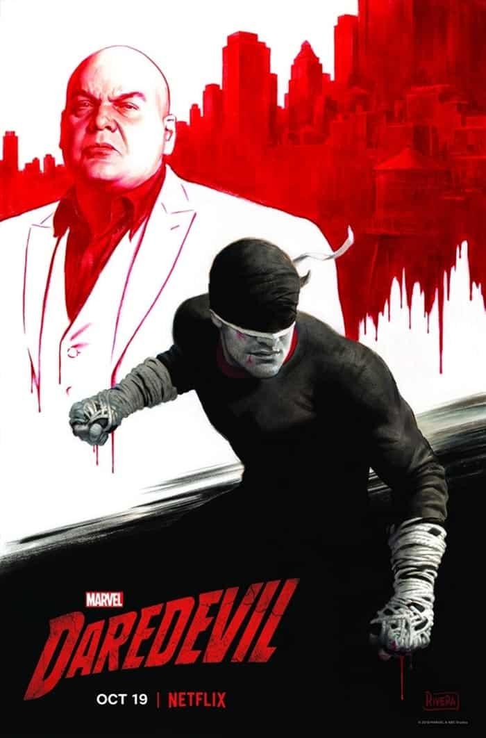 Póster de Daredevil temporada 3 (Netflix)