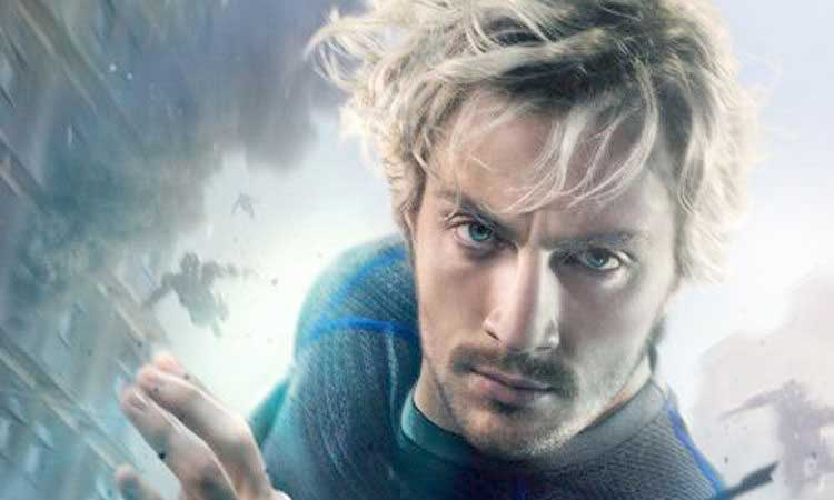 Vengadores 4: ¿Regresará Quicksilver? Aaron Taylor-Johnson contesta