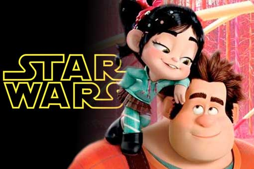 Disney censuró una broma de Star Wars en Ralph rompe Internet
