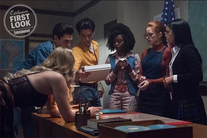 El flashback de Riverdale temporada 3