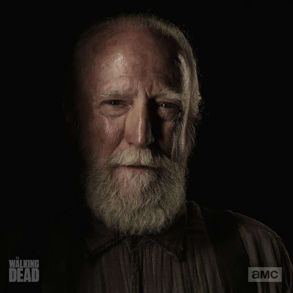 NYCC scott wilson hershel the walking dead