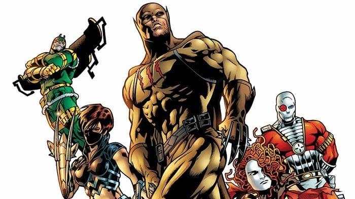 Seis Secretos (DC Comics)