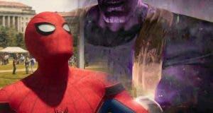 El spoiler de Vengadores 4 en Spider-Man: Lejos de casa