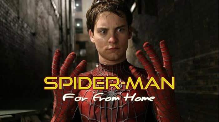 Tobey Maguire podría aparece en Spider-Man: Lejos de casa (Marvel Studios)