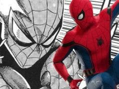 El manga de Spider-Man (Marvel Comics)