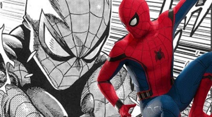 El manga de Spider-Man (Marvel Comics)