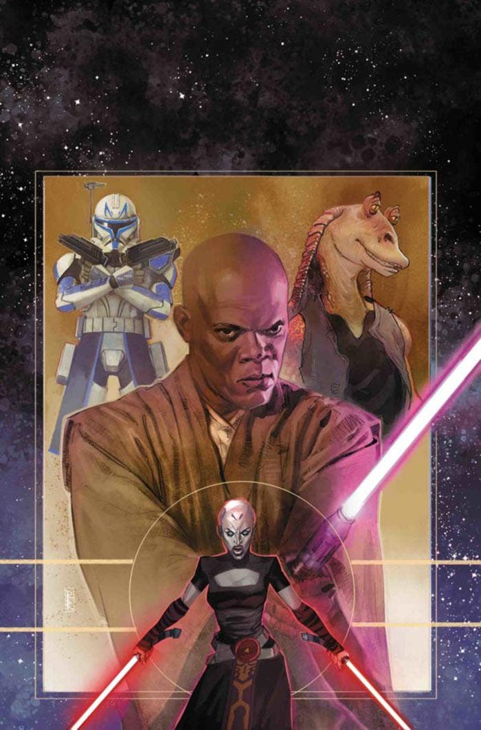 Star Wars continuará la historia de Jar Jar Binks
