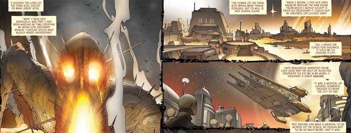 Star Wars: La primera Estrella de la Muerte no es la que vimos en cines