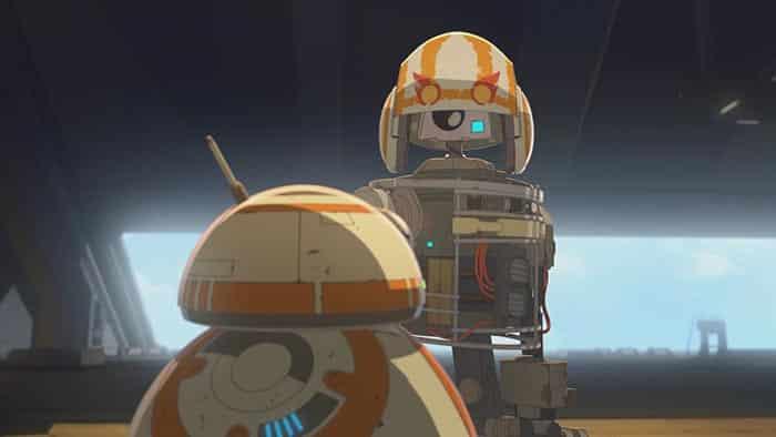 Star Wars Resistencia