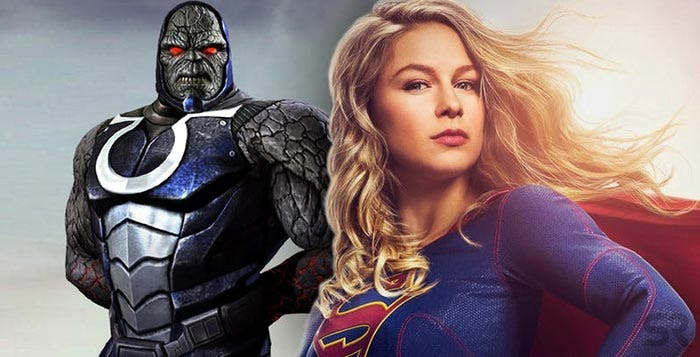 Darkseid en Supergirl temporada 4