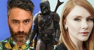 Taika Waititi y Bryce Dallas Howard podrían protagonizar la serie de Star Wars de El Mandaloriano