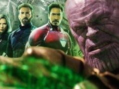 La posible muerte de Thanos en Vengadores 4