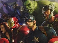 Vengadores 4 The Road to Avengers: Infinity War