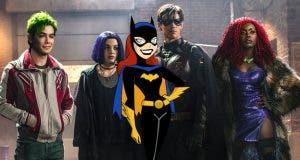 Batgirl iba a salir en la serie de Titans (DC Universe)