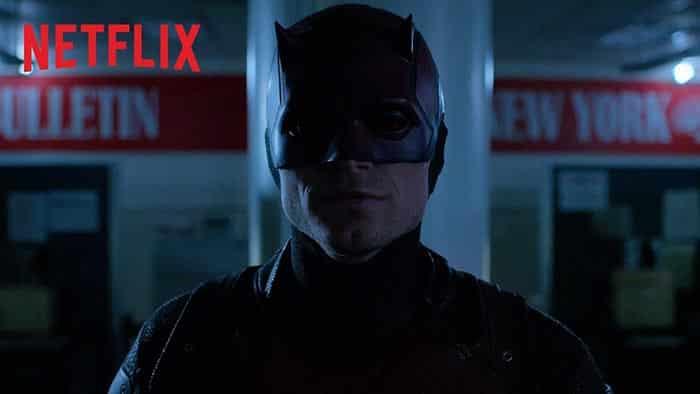 Tráiler final de Daredevil temporada 3 (Netflix)