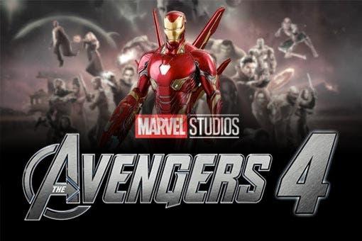 Iron Man nueva armadura de Vengadores 4