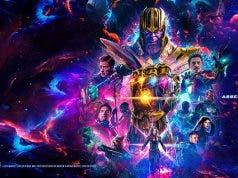 Wallpaper fan art de Vengadores 4 de Marvel Studios