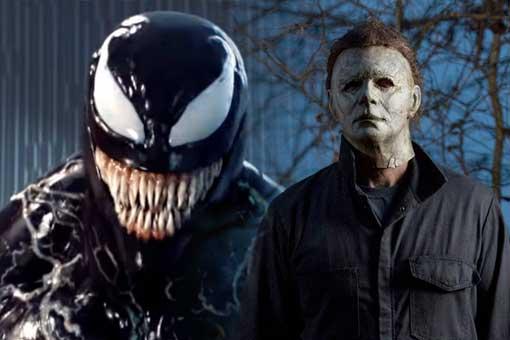 Halloween arrasa en taquilla, mientras Venom sigue triunfando