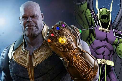 Vengadores 4, Thanos