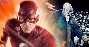 Villano Cicada The Flash Temporada 5