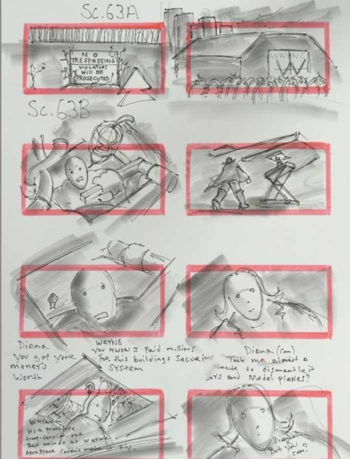 Zack Snyder muestra su montaje de Liga de la Justicia como webcomic