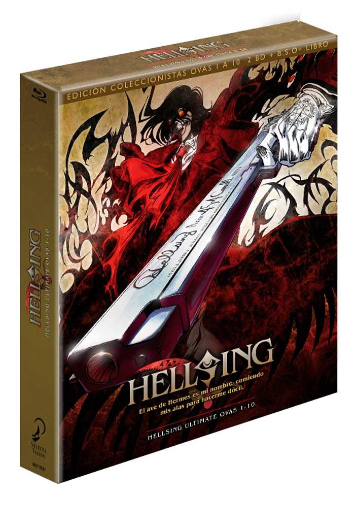 Edición Coleccionista de Hellsing Ultimate