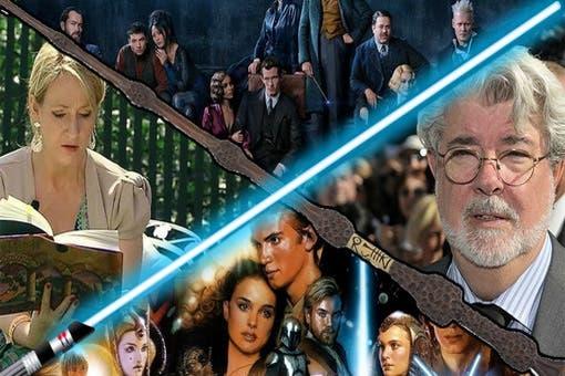 J.K Rowling comete los mismos errores de George Lucas con Star Wars