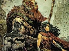 The Brave and the Bold batman y Wonder Woman dest