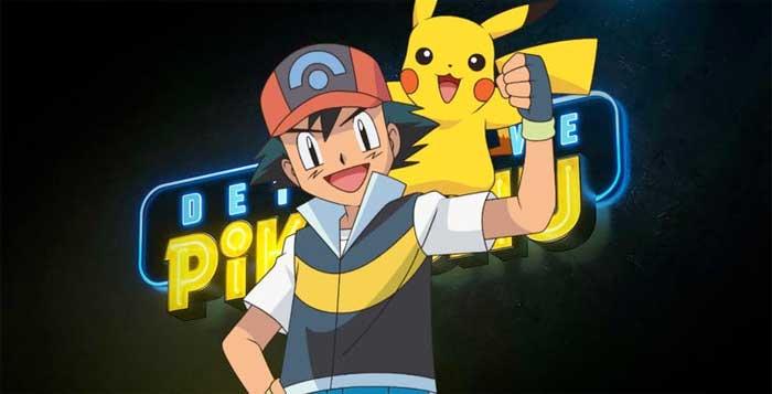 La película de Pokémon Detective Pikachu recibe muy buenas reacciones