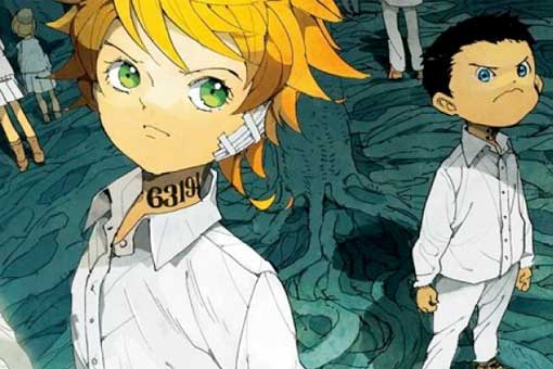 Teaser tráiler de The Promised Neverland, el próximo anime que impactará
