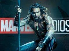 Aquaman copia el estilo de las películas de Marvel Studios