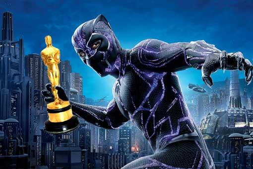 ¿Black Panther tiene posibilidades de ganar algun Oscar?