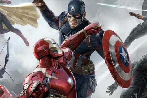 Capitán América consiguió mantenerse oculto gracias a Iron Man