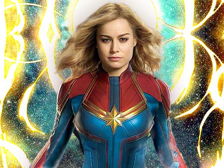 Capitana Marvel: Brie Larson demuestra que es digna del martillo de Thor