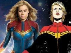 Capitana Marvel: Filtran imagen de como Marvel Studios recrea los cómics