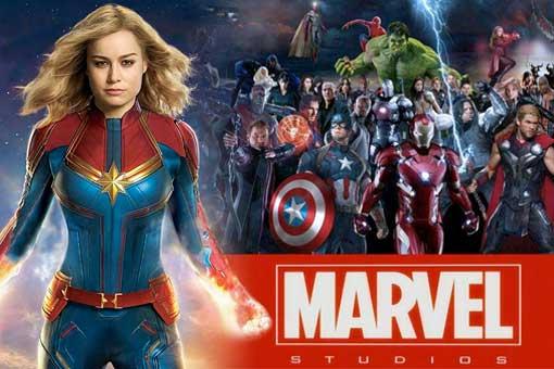 Capitana Marvel destroza toda la linea temporal de Marvel Studios